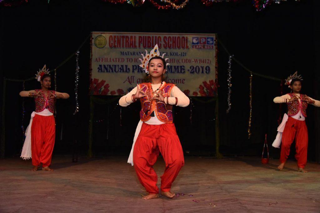 Central Public School - Barrackpore Annual Day Celebration 2019
